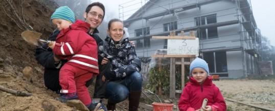 """""""37°""""-Reportage im ZDF begleitet junge Familien beim """"Wagnis Hausbau"""""""
