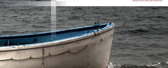 Arbeitshilfe zur katholischen Flüchtlingshilfe 2015-2020 veröffentlicht