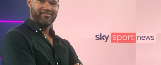 Neuzugang für Sky Sport News: Albert Staudt wird Moderator beim Sportnachrichtensender