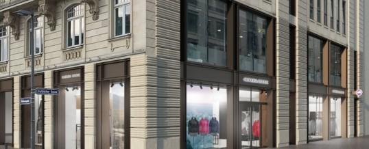 Canada Goose eröffnet zweiten Store in Deutschland