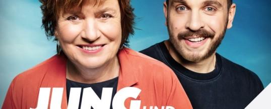 """Hör-Tipp: """"JUNG UND JÜNGER""""- Der neue Audible Original Podcast mit Christine Westermann und Edin Hasanovic"""