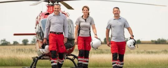 Tag der Luftretter 2021: DRF Luftrettung startet Online-Aufruf zum Aktionstag
