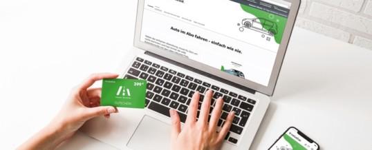 """ViveLaCar startet """"Auto-Abo ab 18"""" und den eigenen Auto-Abo-Store auf Amazon.de"""