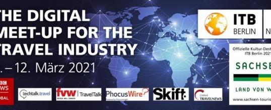 Weltweit führende Reisemesse zieht erfolgreiche Zwischenbilanz: 65.700 Nutzer auf der ersten digitalen ITB Berlin NOW