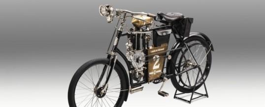 Laurin & Klement SLAVIA B: Die Geschichte von ŠKODA Motorsport begann vor 120 Jahren zwischen Paris und Berlin