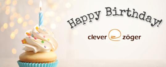 Happy Birthday clever+zöger!