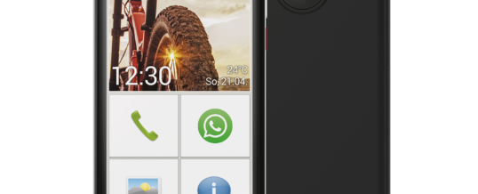 Aus Überzeugung: emporia bietet 60 Tage Geld-zurück-Garantie für das Senioren-Smartphone emporiaSMART.5