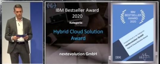 Award für Cloud-Innovation auf Enterprise Level / Mit Containertechnologien zu ausgezeichneten Hybrid-Cloud-Lösungen