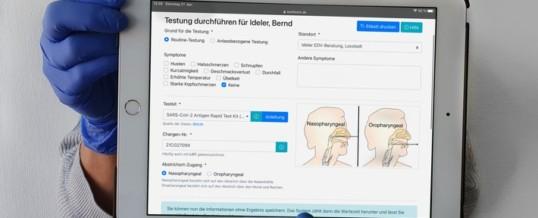 test4work.de: Corona-Schnelltests der Firmen-Mitarbeiter verwalten – kostenfrei und Datenschutz-konform!