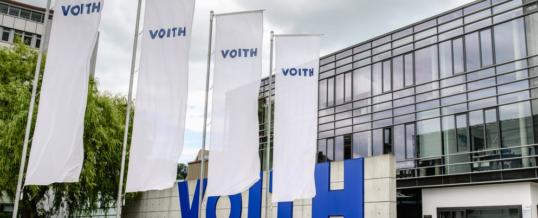 Voith unter den Finalisten der SAP Quality Awards 2021