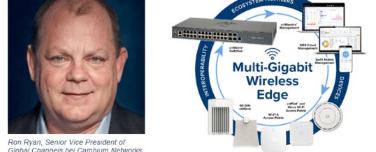 Cambium Networks startet Partnerprogramm für Managed Service Provider