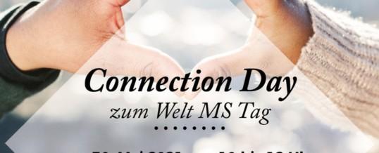 """Live-Event für Menschen mit Multipler Sklerose und Interessierte: """"trotz ms"""" lädt zum digitalen Connection Day am Welt-MS-Tag ein"""