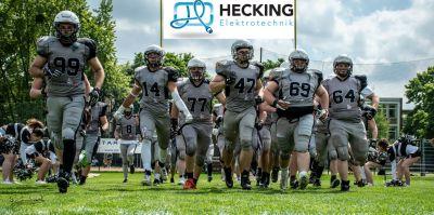 """Hecking Elektrotechnik fördert MG Wolfpack: Sponsoring als """"Verpflichtung für lokales Unternehmen"""" – vor allem"""