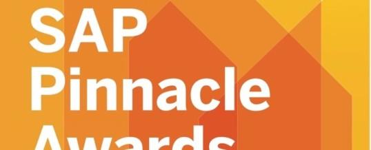 "BearingPoint gewinnt den SAP Pinnacle Award 2021 für das Produkt ""ETM.next"" in der Kategorie Partner Application of the Year – Industry Cloud"