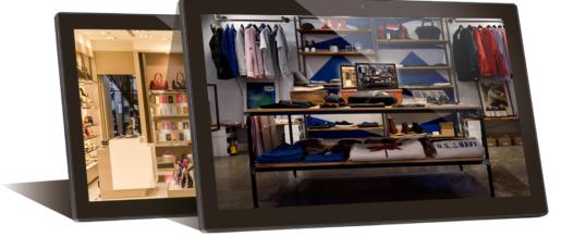 digitalSIGNAGE bietet DEN Webshop für Digital-Signage-Produkte
