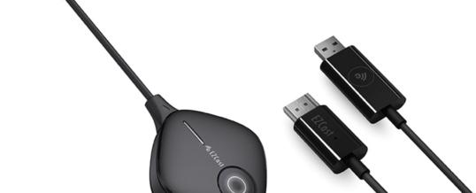 EZCast bringt EZCast TwinX auf den Markt, eine universelle Lösung zum Duplizieren und Erweitern von Bildschirmanzeigen