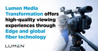 Lumen Media Transformation bringt Live- und On-Demand-Video von der Kamera zur Edge