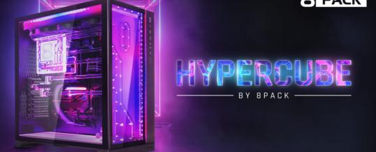 8Pack Hypercube MK2: Handverlesen und extrem übertaktet
