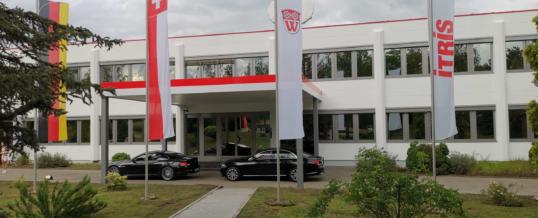 ITRIS bezieht eigenen Firmensitz in Walluf