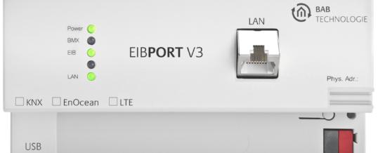 BAB TECHNOLOGIE stattet EIBPORT mit HOOC Plug & Play VPN für den sicheren Fernzugriff aus