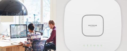 NETGEAR® präsentiert mit dem WAX630 sein neues Flaggschiff in der Kategorie der Insight™ Managed WiFi 6 Tri-Band WLAN Access Points