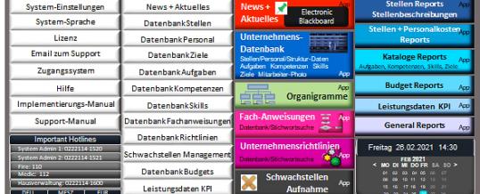 EMCS: Enterprise Management und Content System der Zukunft