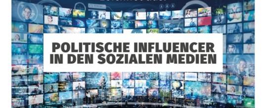 """Neuer """"Preis für Politische Influencer in den Sozialen Medien"""" / Hanns-Seidel-Stiftung verleiht Auszeichnung auf den Münchner Medientagen 2021"""