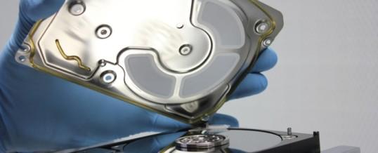 Datenrettung von SMR Festplatten per Software nicht mehr möglich
