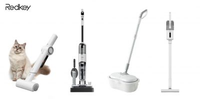 Redkey hat die Herbstedition seiner Reinigungsgeräte für zuhause vorgestellt