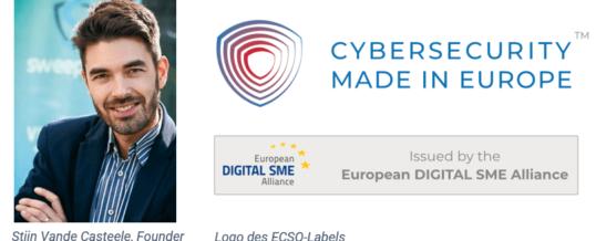 Sweepatic erhält ECSO-Label als Gütesiegel für IT-Sicherheit